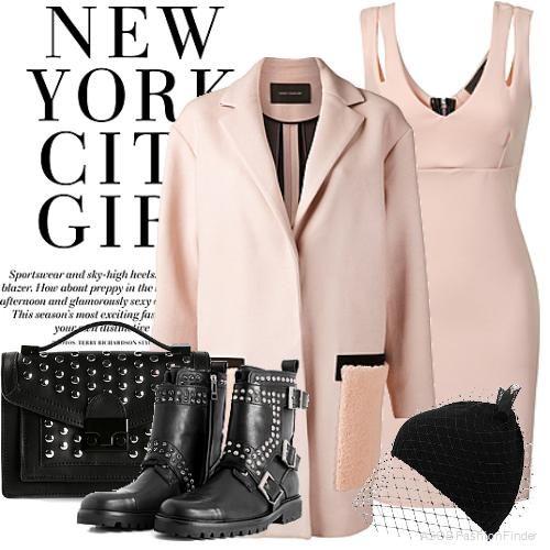 Famme fatale wears pink! | Women's Outfit | ASOS Fashion Finder