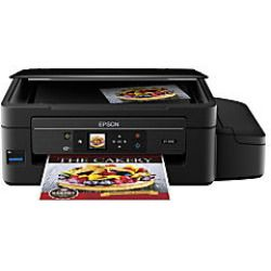 Epson (R) Expression ET-2550 EcoTank Supertank Wireless Color Inkjet All-In-One Printer, Scanner And Copier
