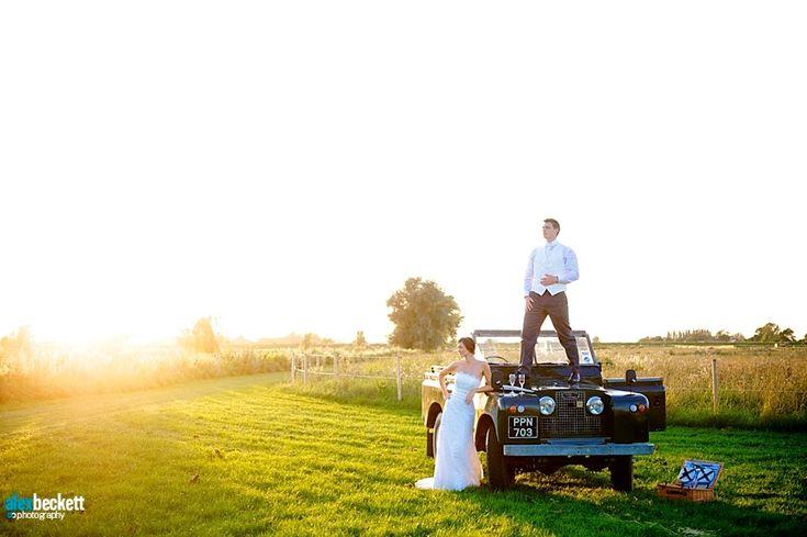 Wedding: Burwell, Cambridge � Gemma and James