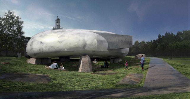 #GreenBuildingMagazine - Smiljan #Radic. Un'#architettura aliena nella #Serpentine Gallery