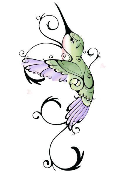 ber 1000 Ideen Zu Kolibri Tattoo Auf Pinterest