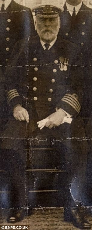 Edward Smith, captain of the Titanic,