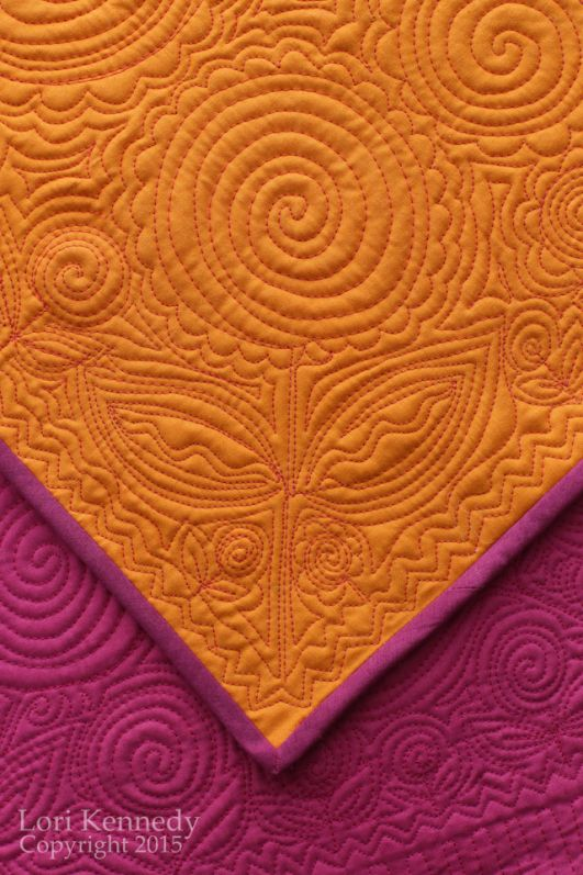 Free Motion quilting I think I could do this!  x