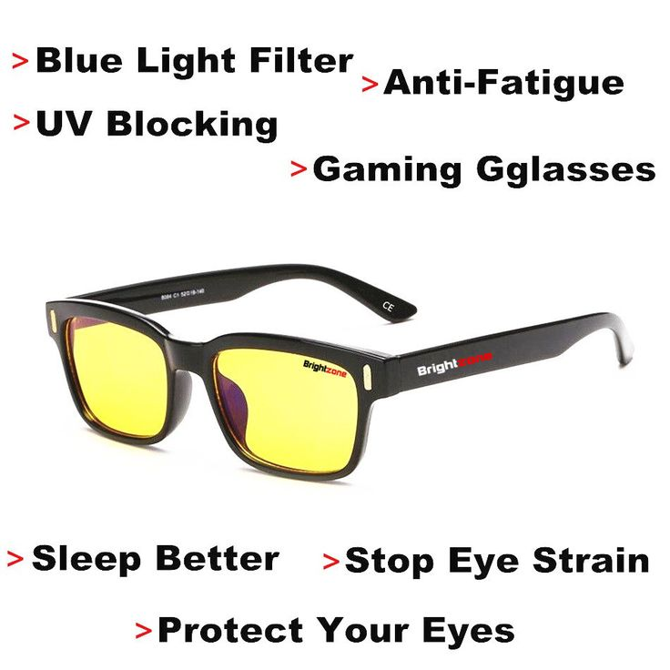 DYVision Protect Your Eyes Anti Fatigue UV Blocking Blue Light Filter Stop Eye Strain Protection Gaming Glasses[Sleep Better]-in Eyewear Frames from Men's Clothing & Accessories on Aliexpress.com | Alibaba Group