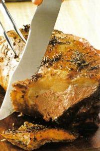 Cosciotto al forno, per scoprire la bontà di questa carne tenera e saporita.
