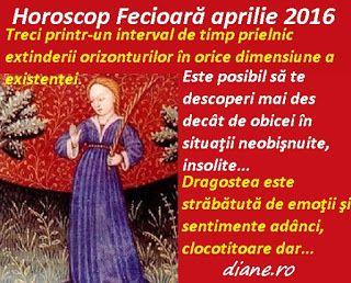 diane.ro: Horoscop Fecioară aprilie 2016