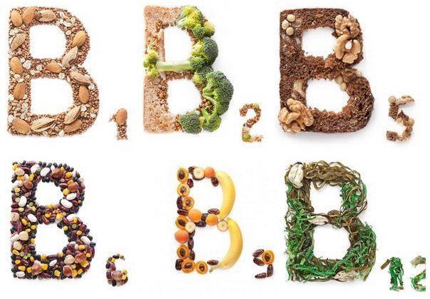 B grupės vitaminai buvo sujungti į vieną grupę dėl tam tikrų jų savybių ir funkcijų žmogaus organizme panašumų. Visi B grupės vitaminai yra tirpūs vandenyje. Dauguma jų veikia kaip kofermentai, ir yra būtini fermentų, greitinančių biochemines reakcijas organizme, veikimui.