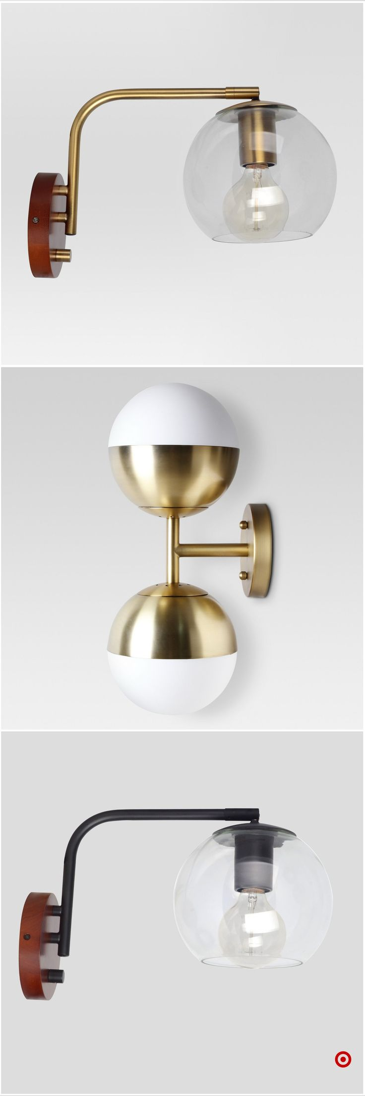 Shop Target for wall lights you will love at great low prices. Free shipping on all orders or free same-day pick-up in store.