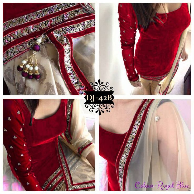 Pure Velvet Salwar Suits Online