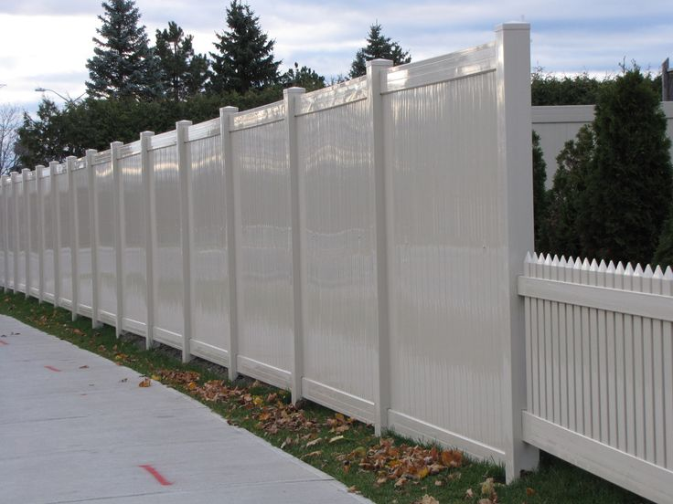 Our Latest Work Kanata Bridlewood Westech Pvc Fence 7