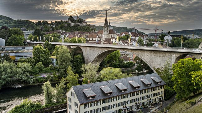 Views over Baden · any season ·0h TR · 3h HT