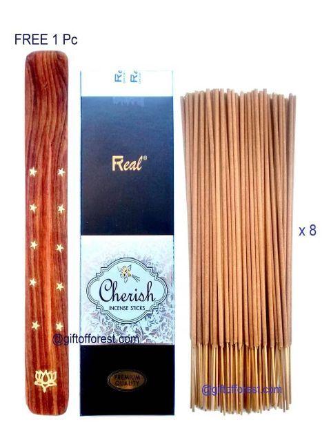 Real Divine Cherish Incense Sticks