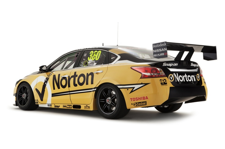 2013 Nissan Motorsport Livery