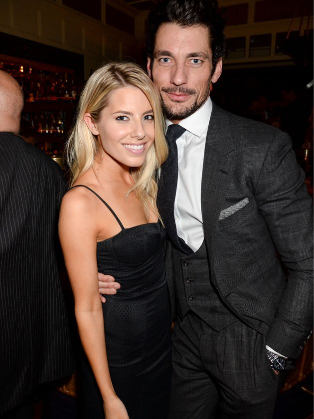 Model David Gandy opens up and talks about his relationship and future with girlfriend Mollie King from The Saturdays. Model David Gandy opens up and talks about his relationship and future with girlfriend Mollie King from The Saturdays.