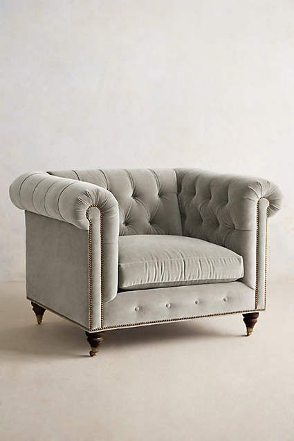 Velvet Lyre Chesterfield Sofa Hickory Chesterfield