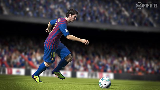 September Pick: FIFA Soccer 13