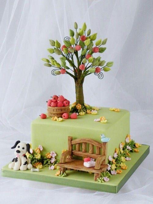 Neat cake