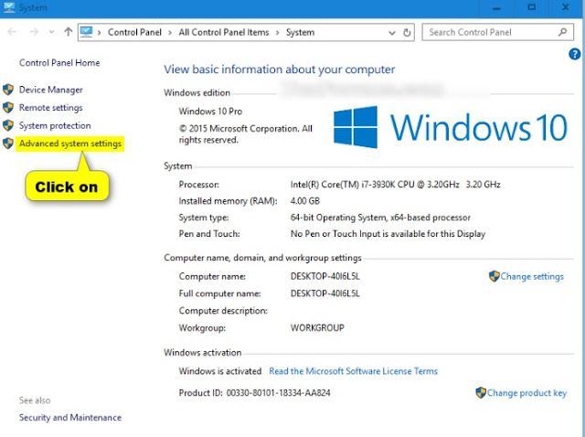 How To Display List of Operating Systems/Recovery Options in Windows 10/8 By Changing Time
