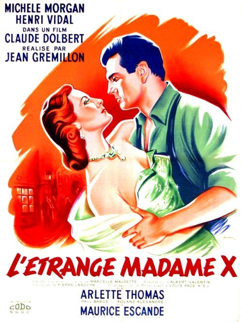 Télécharger L'étrange Madame X 1950 Regarder L'étrange Madame X 1950 en Streaming DVDRIP HDRIP Bluray HD 1080p Film Complet