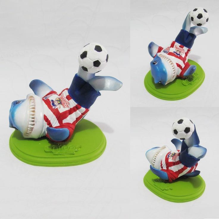 Tiburón, Mascota Atlético Junior de Barranquilla