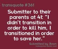 Image result for transgender quotes mtf
