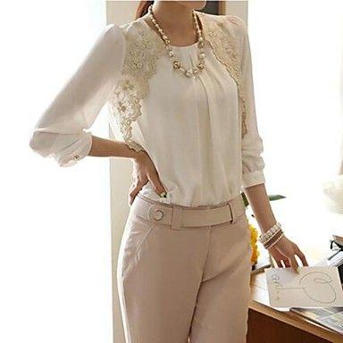 elegante+empalme+de+encaje+de+gasa+blusa+top+muchacha+de+las+mujeres+–+EUR+€+14.60 http://www.lightinthebox.com/es/top-girl-women-s-elegant-lace-splicing-chiffon-blouse_p1930986.html me gusta