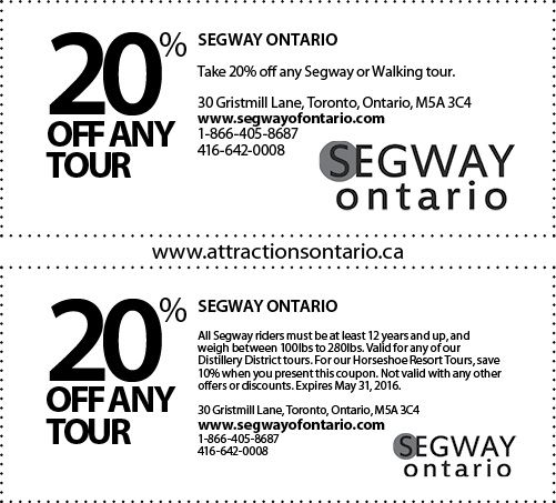 Ontario Science Centre Coupons