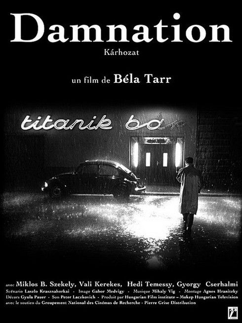 Perdizione (Kárhozat) - Béla Tarr - 1987