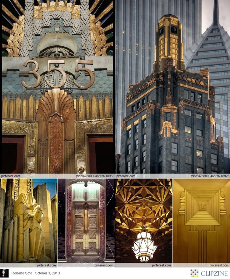 deco movement in architecture this buildings were really impressive fashion 1920