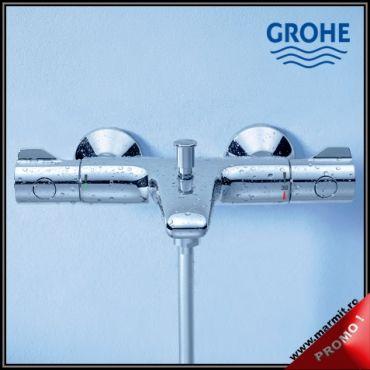 Baterie cada cu termostat Grohterm 800  | Marmit - Obiecte sanitare