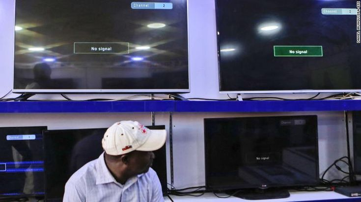 KENYA, Nairobi - Kenya TV stations still off air despite court order - February 2, 2018.  Three major Kenyan television channels remained off the air Friday despite a high court order compelling the government to allow them to resume broadcasting.