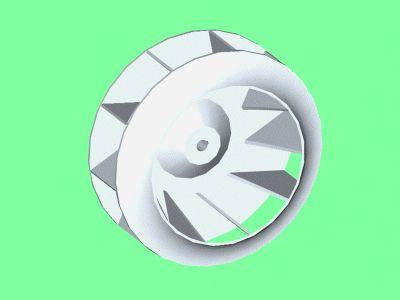 Xianrun Blower---Industrial Fans And Blowers, Centrifugal Fan, Axial Fan: The Working Principle of Centrifugal Fan