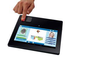mobile biometrics from Morpho