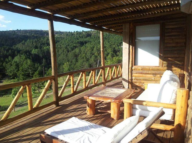 Cabaña de Montaña con mucho confort - Cabañas en alquiler en La Cumbrecita