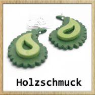 Holzschmuck www.loewekunst.de