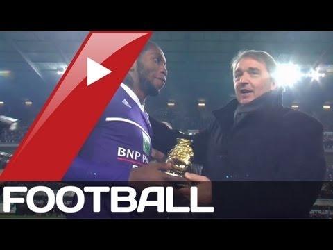 FOOTBALL -  Anderlecht v Charleroi 2-0 | Belgian Pro League Goals and Highlights | 15-02-2013 - http://lefootball.fr/anderlecht-v-charleroi-2-0-belgian-pro-league-goals-and-highlights-15-02-2013/
