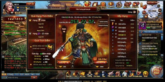 Hồi Đáo Tam Quốc rục rịch ấn định ngày ra mắt làng game Việt