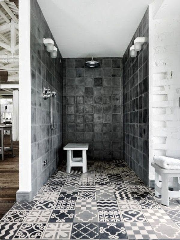 Méchant Studio Blog: bathroom time