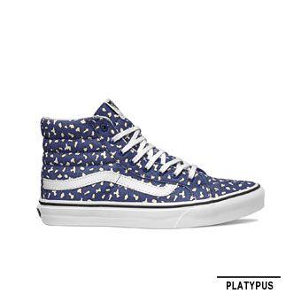 Hi-top @vans available at Platypus @westfieldnz #fashionfit