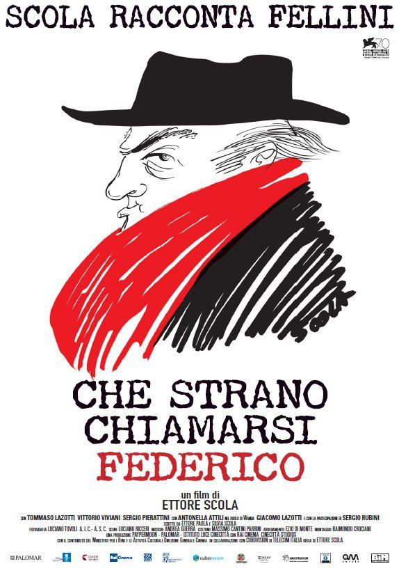 Che strano chiamarsi Federico di Ettore Scola