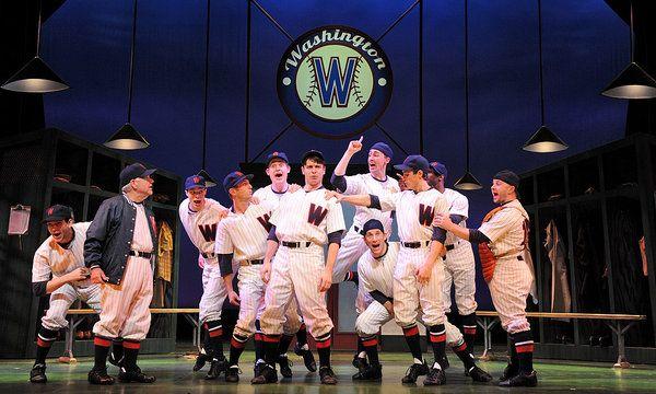 Damn Yankees- kinda like George and his baseball palls