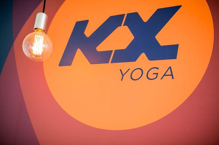 KX YOGA - Melbourne's first fully assisted yoga studio in Malvern, VIC.  #kxyoga #yoga #yogastudio #vinyasa #hotyoga #vinyoga #kx #malvern #wallart #branding