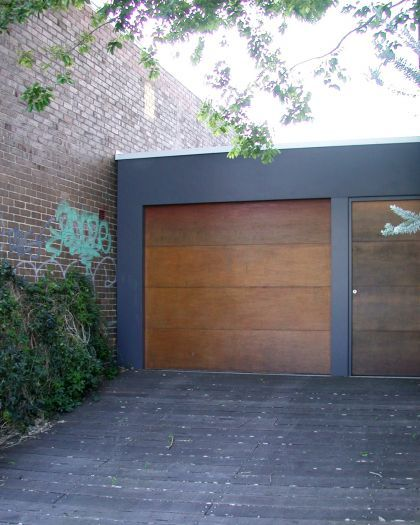 295 Best Images About Modern Garage Door And Gates On