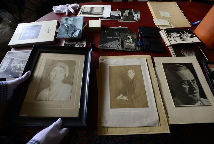V Čapkově vile se našla řada unikátních fotografií