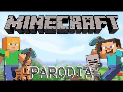 Eu quero jogar minecraft  (parodia)
