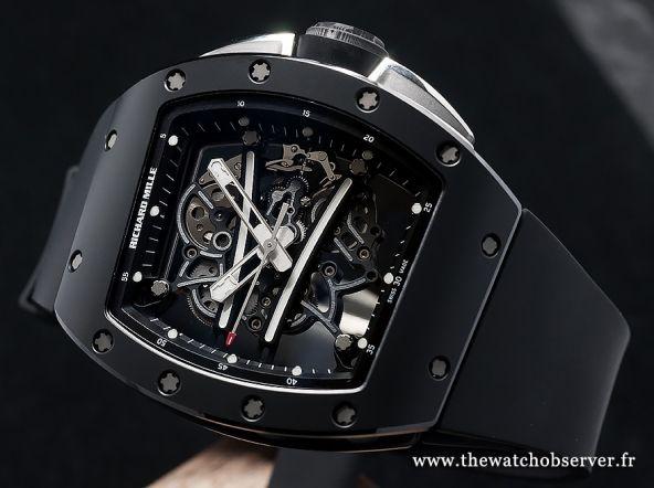 Richard Mille RM 61-01 Yohan Blake Limited Edition - SIHH 2015