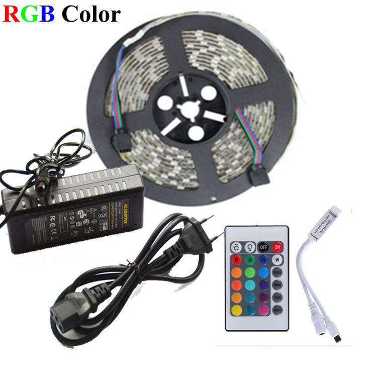 ==> [Free Shipping] Buy Best 1 Kit RGB Warm White White Blue LED strip 5050 SMD 24V flexible light 60LED/m 5m 300LED Waterproof 5050 SMD LED Online with LOWEST Price | 32621829499
