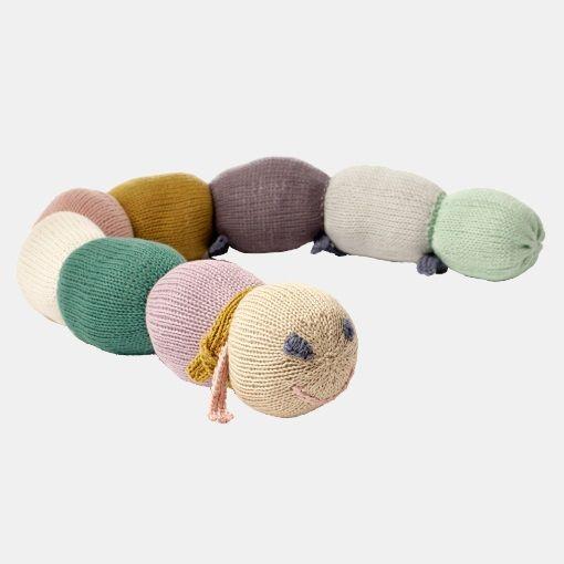Garn Cotton 8/4 10x10g nøgler mix farve2 - STOFF & STIL