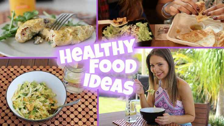 Healthy Fast Food Ideas that are Quick & Fast