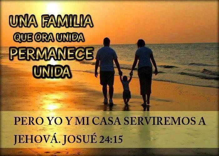 Una Familia que Ora Unida Permanece Unida.- | Imágenes